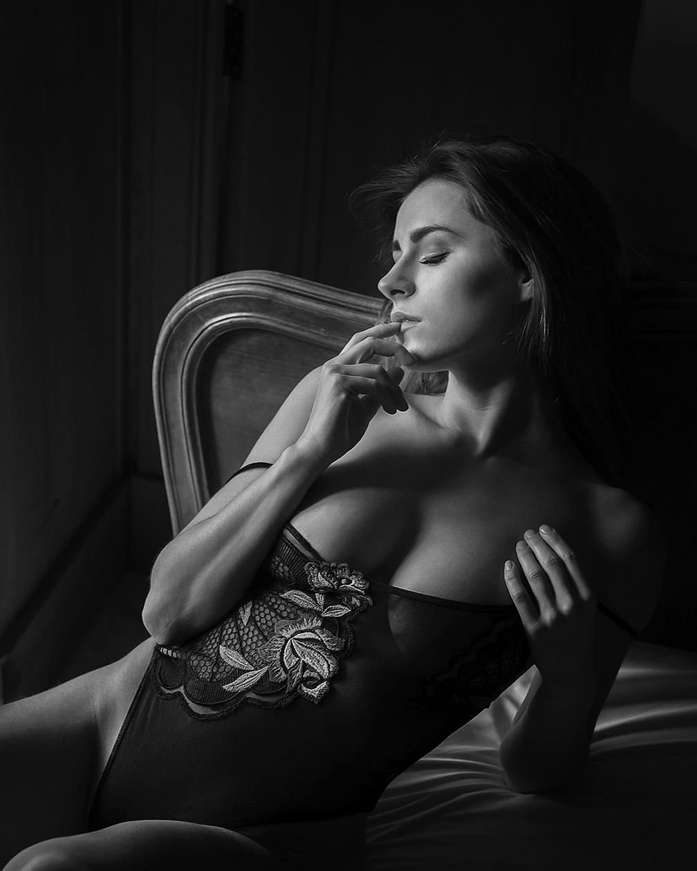sesja sensualna