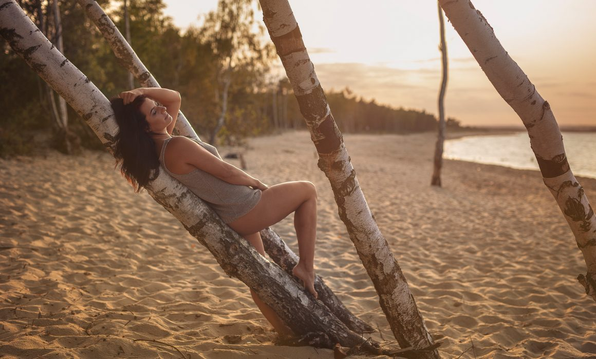sesja na plazy
